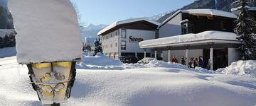 Hotel Silvretta Winter